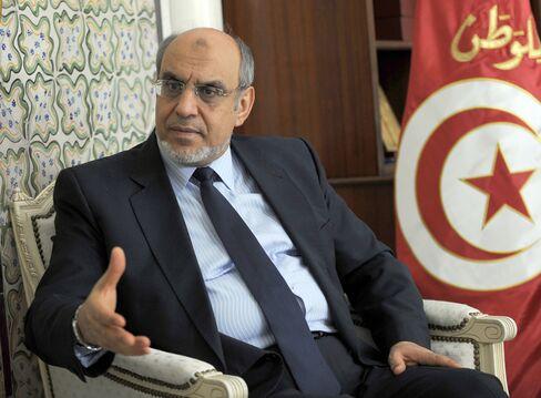 Former Tunisian PM Hamadi Jbeli