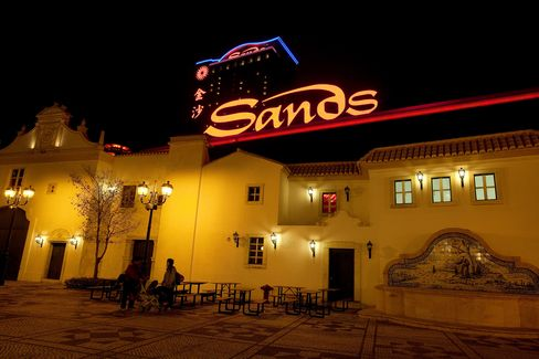 Sands China Says Under Investigation by Hong Kong Regulator