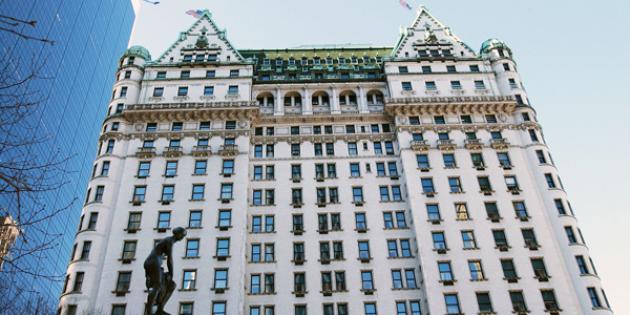 No. 5 Most Expensive Home Sold (tie): The Plaza, condo unit