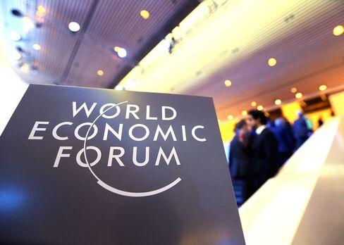 2014 World Economic Forum in Davos
