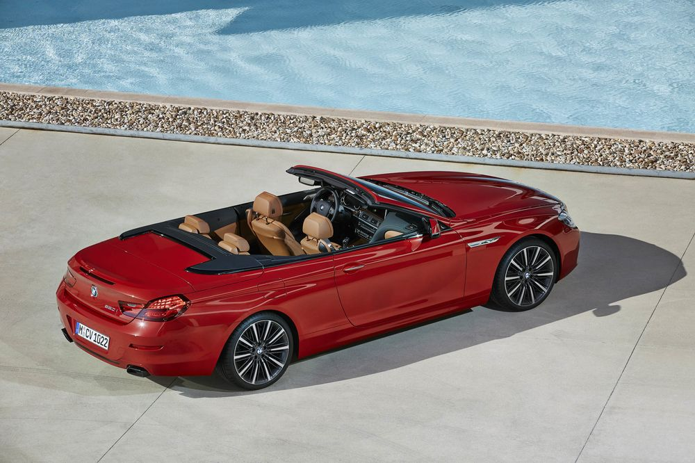 The New Dream Convertibles For Summer Bloomberg - 4 door convertible bmw