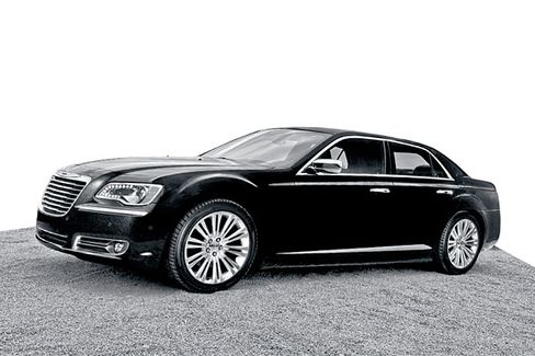 The Wheelman Driving Chrysler's Big Sales