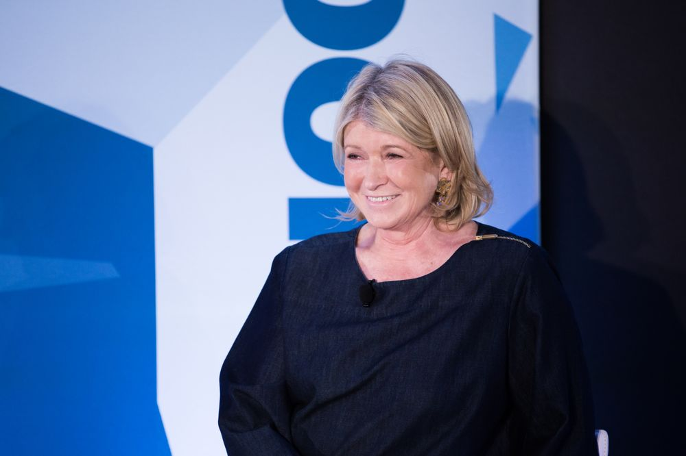 Martha Stewart Developing Cannabis Pet Care, Cosmetics and Food
