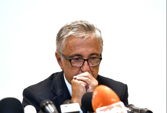 CEO Quits 13 Months After Deadly Genoa Bridge Collapse