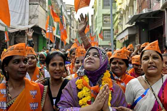 It's All About Modias India Prepares for Mammoth 2019 Election