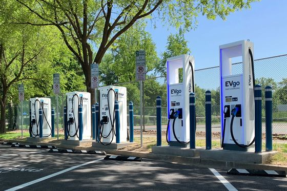 An EV Charging Station CEO Plans to Electrify the Roads