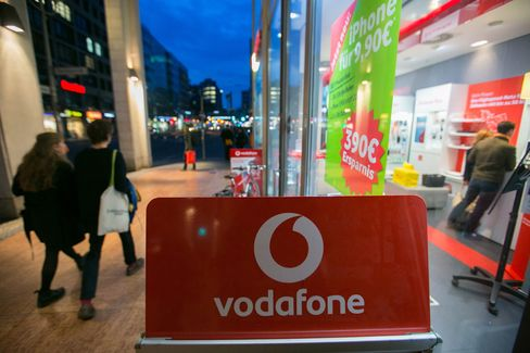 Vodafone Group Plc Stores As Common Ground Sought In Liberty Global Plc Merger