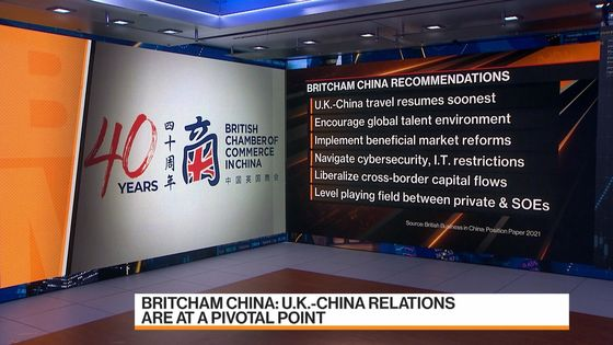 U.K. Businesses in China Seek More Clarity on Cybersecurity Laws