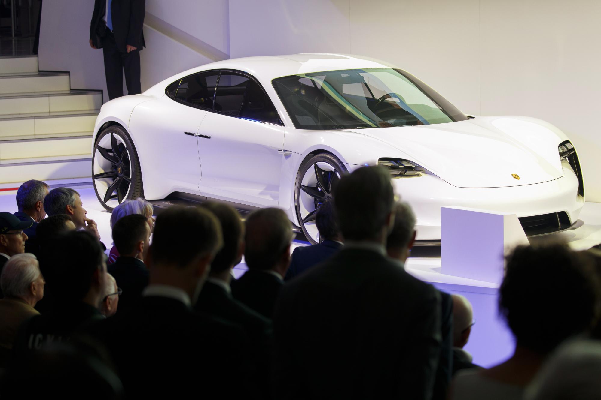 Porsche AG Celebrates 70th Anniversary