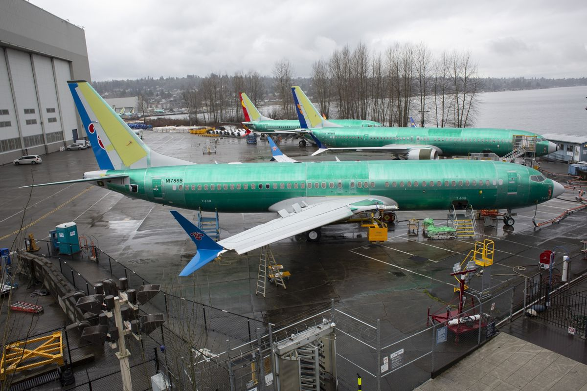 Boeing Pilot's 2016 Worry on 'Egregious' Max Roils Jet's Future