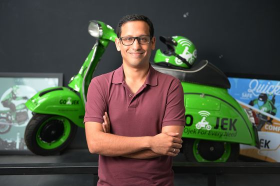 Uber's Exit Prompts Go-Jek to Finally Expand Beyond Indonesia