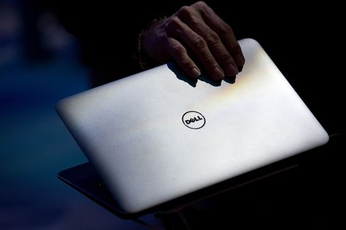 Dell Closes Above Offer for First Time Since Proposed Deal