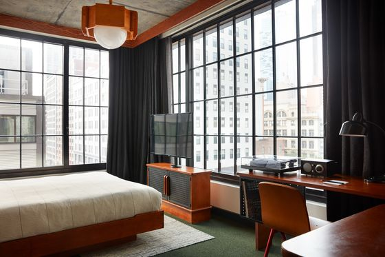 The Latest Ace Hotel Takes On the Stroller Brigade in Brooklyn