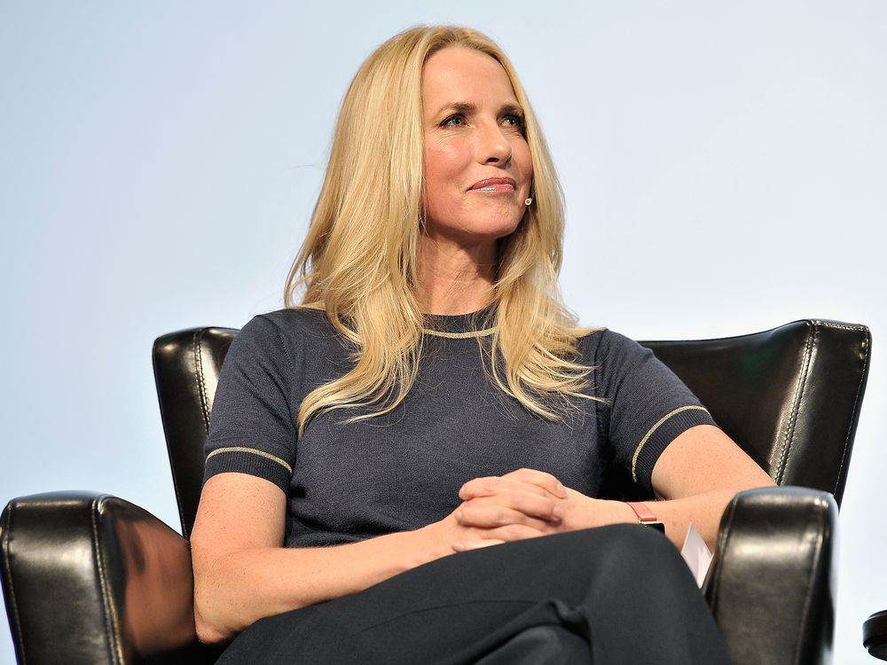 Billionaire Laurene Powell Jobs Turned Her LLC Into a VC Machine