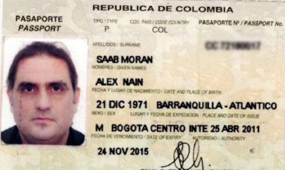 Maduro's U.S.-Charged Dealmaker Saab Detained in Cabo Verde