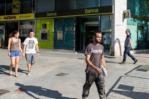 KKR to Apollo Vie for Spain Lending Left by Banks