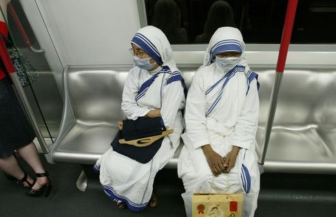SARS in Hong Kong