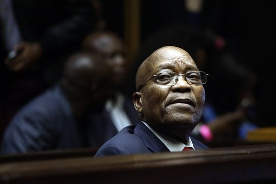 Ex-South Africa President Zuma Linked to New Bribes Scandal