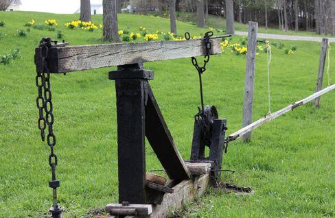 Fairbank's pumpjack and jerker line system