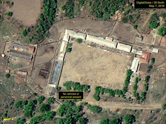 North Korea Dismantles Nuclear Site Amid Threats to Scrap Summit