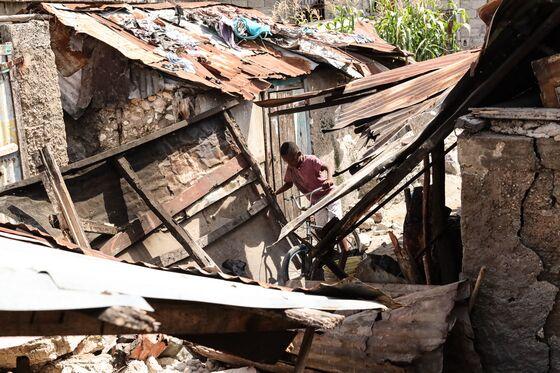 U.S. Pledges More Haiti Aid as Emergency Efforts Grind On
