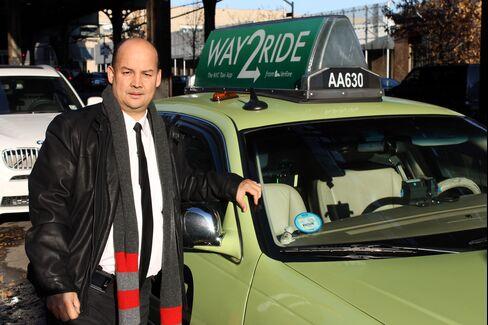 NYC Boro Taxi Driver Porfirio Valdez