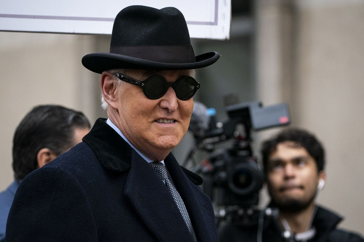 Roger Stone Jurors Say Bias Played No Role in His Conviction