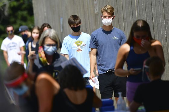 Raging Campus Outbreaks Send Students Home Across the U.S