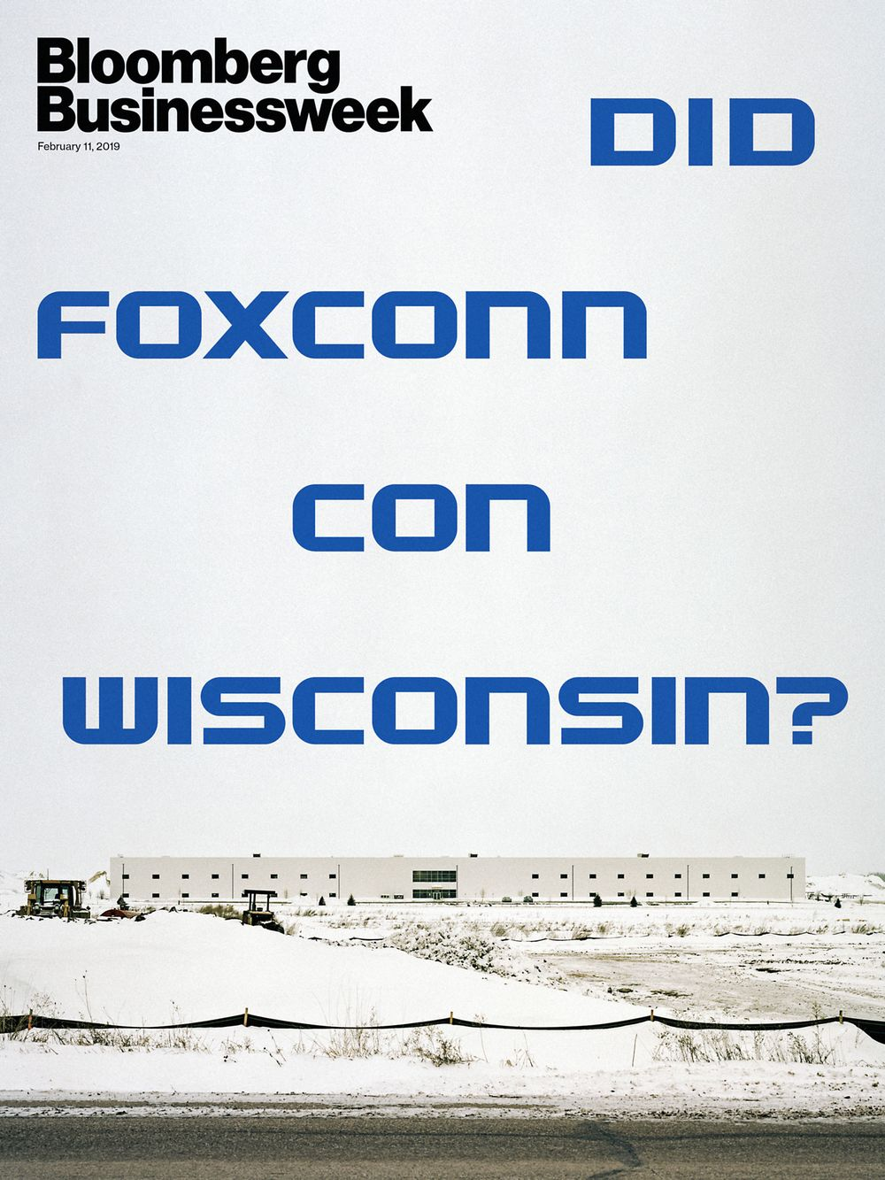 Inside Wisconsin's Disastrous $4 5 Billion Deal With Foxconn - Bloomberg