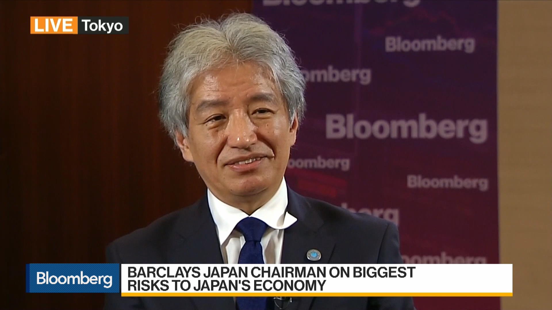 Barclays Securities' Kodama on Market Volatility, Brexit, Future of Banking