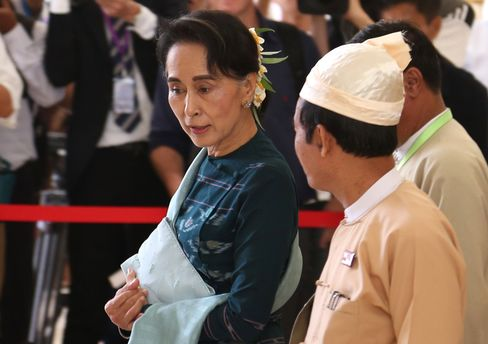 MYANMAR-NAY PYI TAW-PARLIAMENT-CABINET MEMBERS-NOMINEES-ANNOUNCE