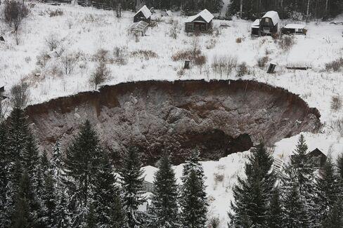 Uralkali's Solikamsk-2 Potash Mine