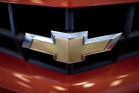 GM Sales Fall 1.2% as Higher Gasoline Prices Deter Buyers