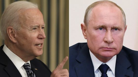 Putin to Biden After 'Killer' Insult: 'It Takes One to Know One'