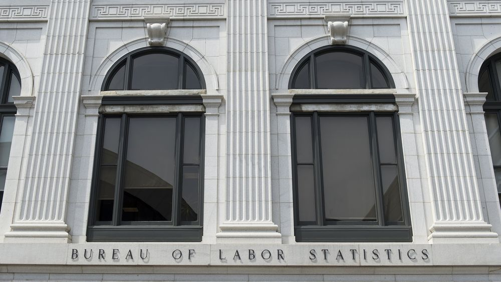 Why would you break in to the bureau of labor statistics bloomberg