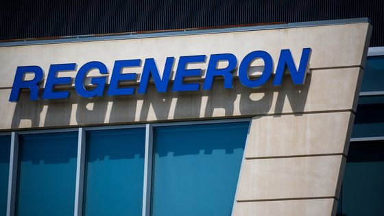 Regeneron Sees Demand for Its Covid Therapy as Vaccinations Drop
