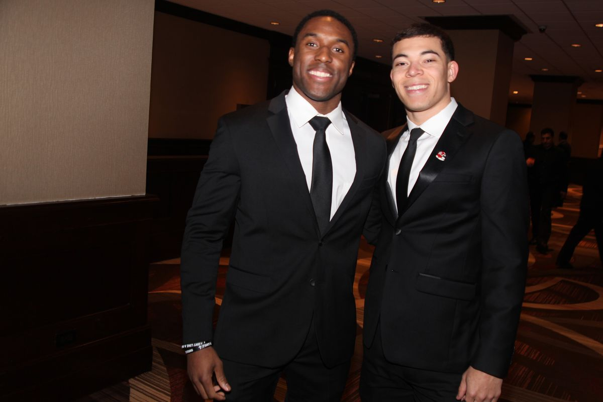 Ivy League Football Players Relive Glory Days at Banquet - Bloomberg