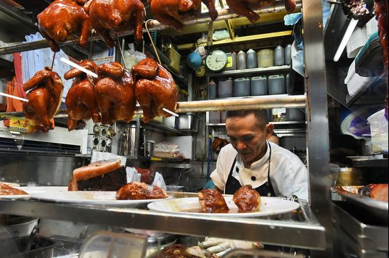 Where Top Chefs Go Out to Eat in Singapore