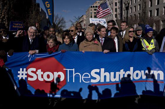 Trump's Shifting Shutdown Tests Law Dating to Ulysses Grant