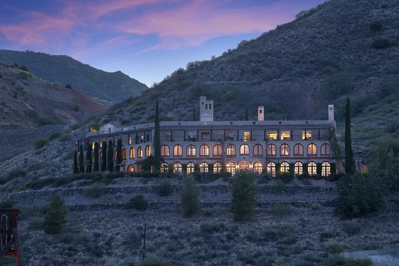 This 40-Room Hotel Is Now a $6.2 Million Mansion
