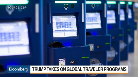 Trump Blocks New Yorkers From Joining Global Traveler Programs