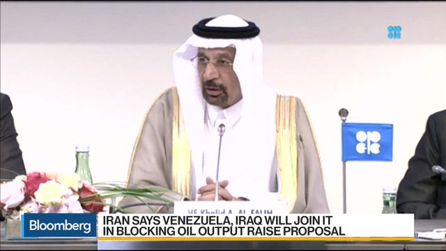 OPEC oil ministers gather to discuss production level