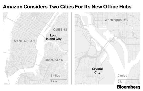 Amazon's Top Office Picks Offer Blank Slates for Urban Revivals