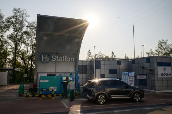 Hydrogen Rivalry Intensifies With South Korea Challenging Europe