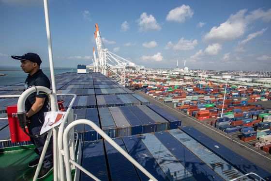 Misery Deepens for French Ports With Pandemic Following Strikes
