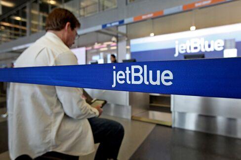 JetBlue Airways Ticket Counter