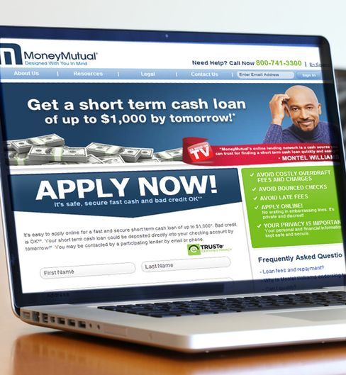 Online Scouts for Payday Lenders Scrutinized Over Data Breaches