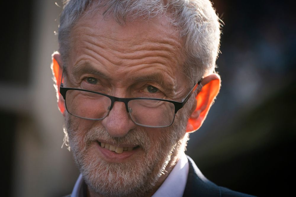 Jeremy Corbyn Faces a Crisis of His Own Making