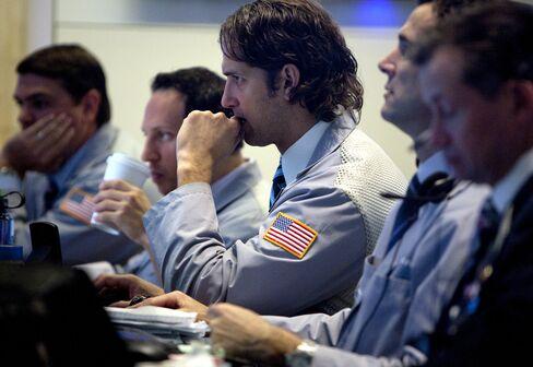U.S. Stocks Decline Amid Growing Concern About European Fund
