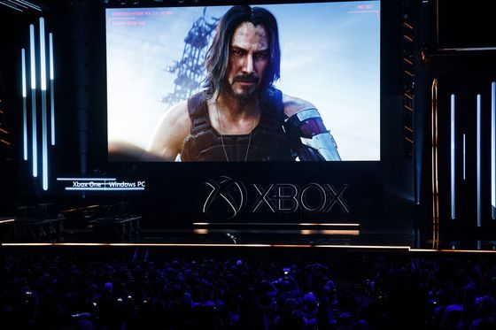 Video-Game Makers Ride to Riches on Arc of Keanu Reeves's Career